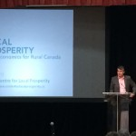 Stephen McNeil at Local Prosperity Conference